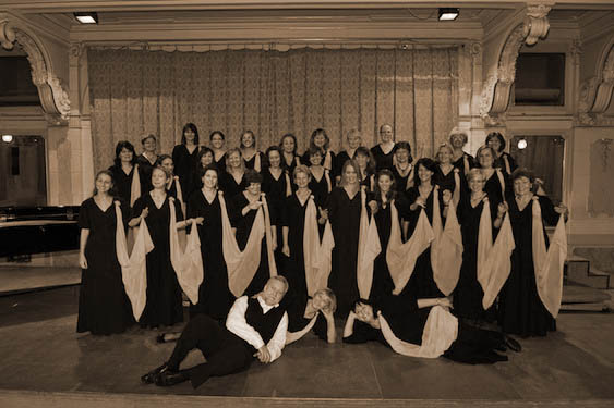 Female Choir Foerster, Czech republic