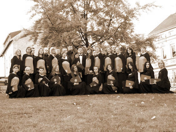 University of Torun Academic Choir, Poland