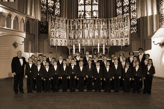 Children Choir Slowiki, Poland