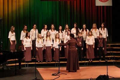 Coro Resonance, Repubblica Ceca - Categoria C