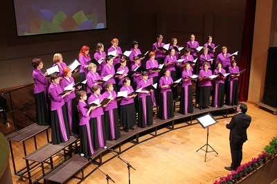 Coro Femminile Noktirne, Lettonia - Categorie A, D