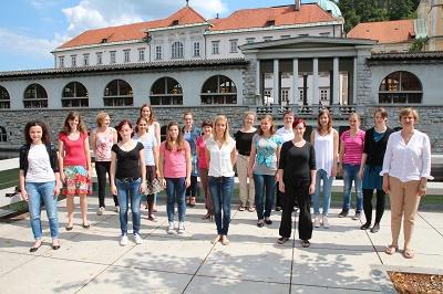 Vocal Group Aurora, Slovenia – Category A
