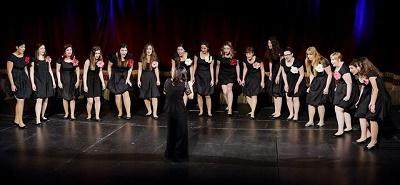 Coro Femminile Cantus Ante Omnia, Croatia - Categorie A, E