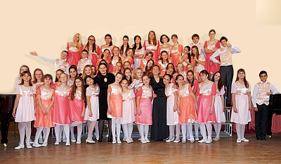 Coro a Voci Bianche Avrora, Russia - Categoria C