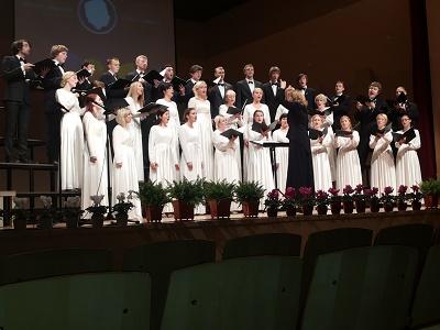Il Coro Giovanile Liepaja, Lettonia