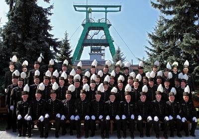 Coro Maschile dei Minatori, Polonia