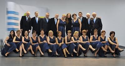 Coro Mundus Cantat del Festival di Sopot, Polonia, Categorie B, D