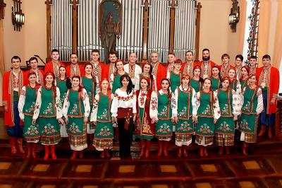 Il Coro Studentesco Hulak–Artemovsky del Collegio di Musica Cherkassy, Ucraina - Categorie B, D