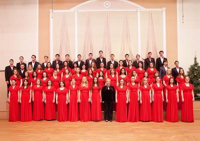Coro Accademico del Collegio Gnesin dell'Accademia Russia di Musica, Russia – Categoria B