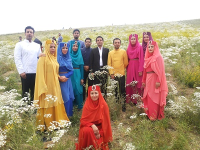 Coro Mehrevatan, Iran - Categoria D