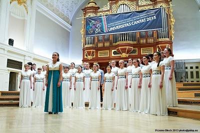 Coro Gaudeamus, Russia
