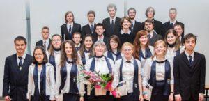 Pázmány Páter Catholic University Choir