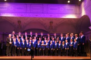 """Szczecin Boy's Choir """"Slowiki"""""""