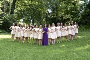 Dekliški pevski zbor Aglaja