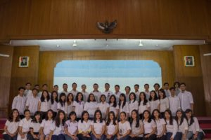Gratia Choir of Soegijapranata Catholic University