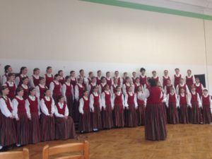 Riga 6th Secondary School Choir