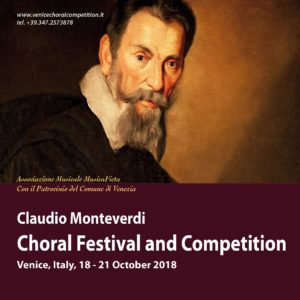 Monteverdi 2018 Choral Competition