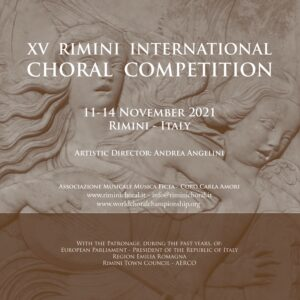 Rimini International Choral Competition